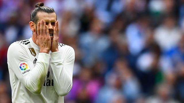 Pour Bale, la fin de l'aventure au Real se rapproche