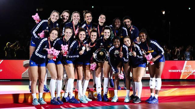 Le pagelle dei Mondiali: super Serbia, orgogliosi dell'Italia di Paola Egonu! Razzisti, basta!