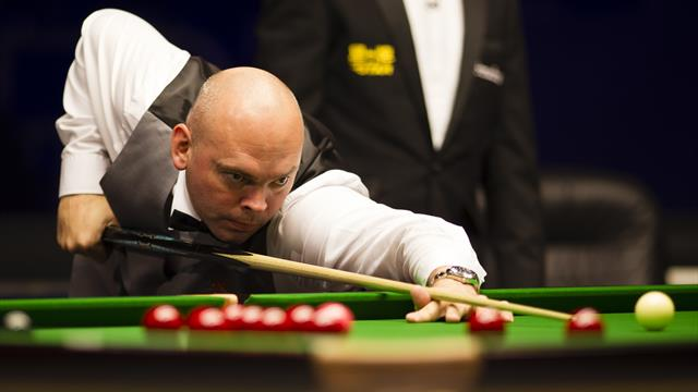Bingham 'shocked' to reach the final after sloppy semi-final