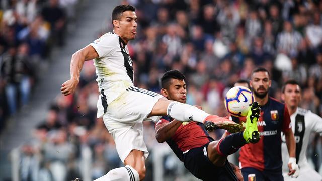 Le pagelle di Juventus-Genoa 1-1: Cristiano Ronaldo non basta, male Mandzukic