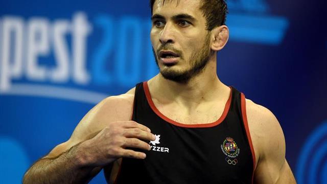 Taimuraz Friev cae en semifinales y peleará por el bronce