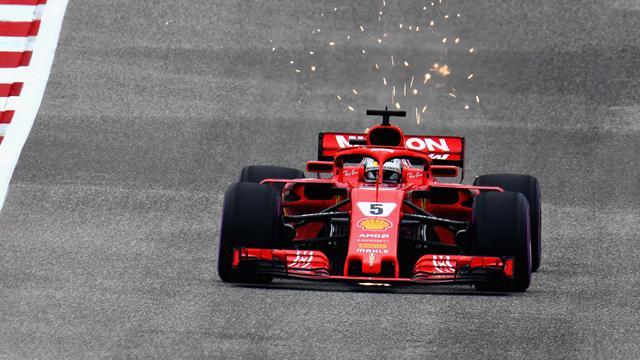 Vettel prend la main