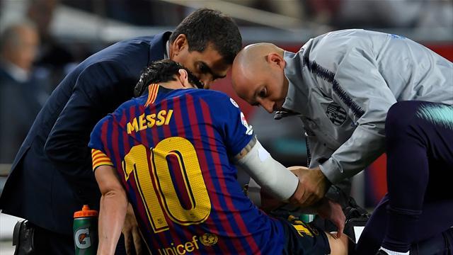 "Valverde : ""Messi, une perte très importante"""