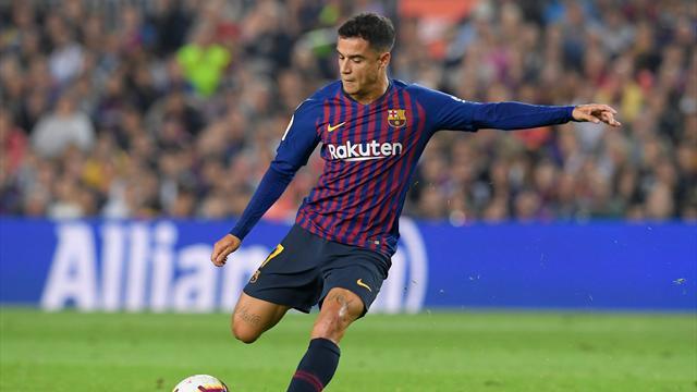 📢⚽ Valverde apuesta por el cuestionado Coutinho frente al Eíbar