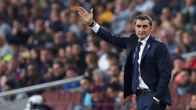 """Ernesto Valverde asume la lesión de Messi: """"Tenemos recambios"""""""