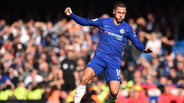 Pour garder Hazard, Chelsea est prêt à en faire le joueur le mieux payé d'Angleterre