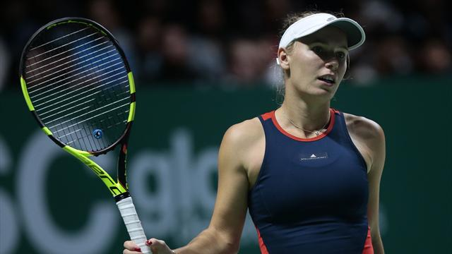 Wozniacki n'est pas retombée dans le piège tchèque, Svitolina confirme