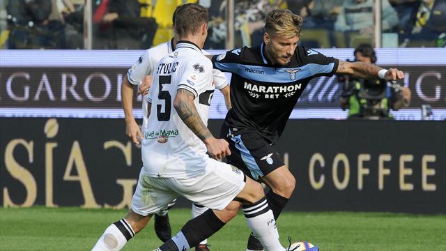 Lazio-Parma probabili formazioni e statistiche