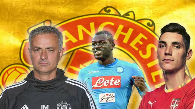 Transfer Focus: Mourinho Targets Centre-back Recruitment for January