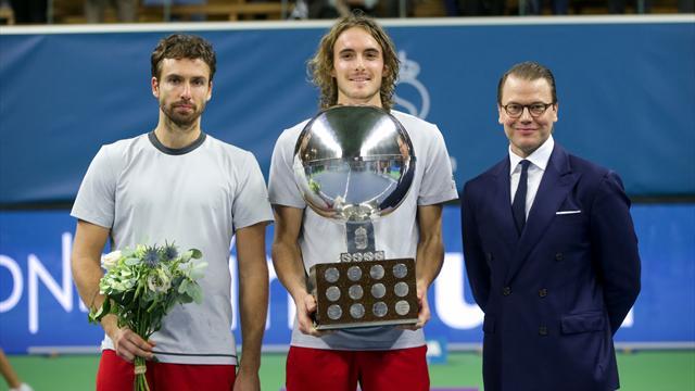 Ernest Gulbis rejoint Stefanos Tsitsipas en finale du tournoi de Stockholm — ATP
