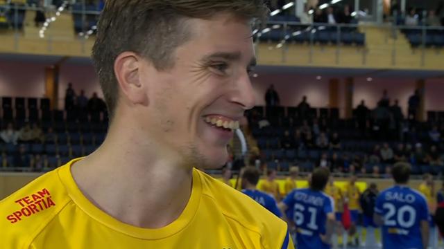 """Samuelsson efter segern: """"Jäkligt härligt att vara svensk!"""""""