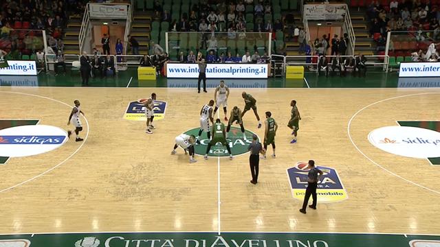 Highlights: Sidigas Avellino-Segafredo Virtus Bologna 90-96