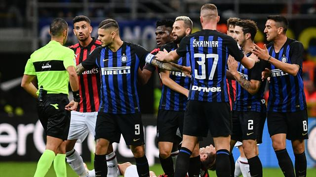 Icardi offre le derby milanais à l'Inter
