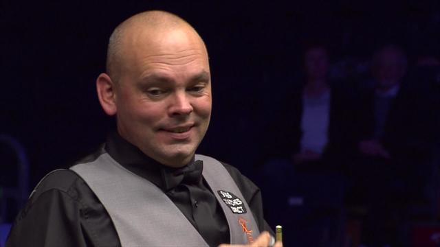 Sensational shot by Bingham: 'They don't call him ball-run for nothing!'
