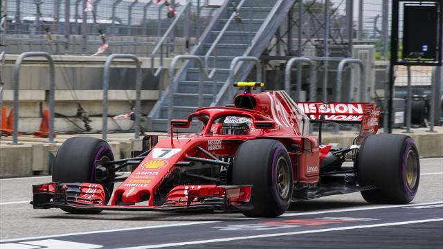 United States GP: Race team notes - Ferrari