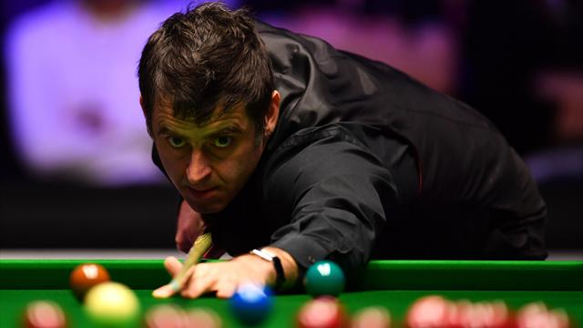 Brilliant O'Sullivan hits four centuries on way to epic win over Higgins