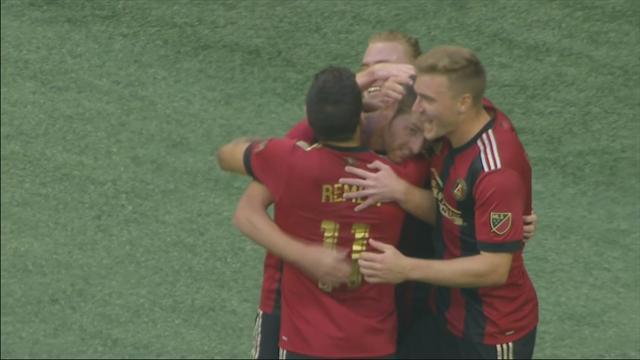 MLS: Atlanta United - Chicago Fire 2-1, gli highlights