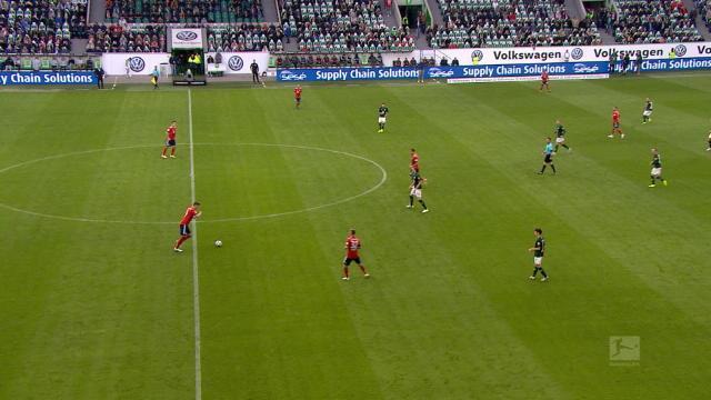 Bundesliga - Le pragmatisme du Bayern face à Wolfsburg.