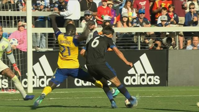 MLS: San Jose – Colorado 0-0, gli highlights