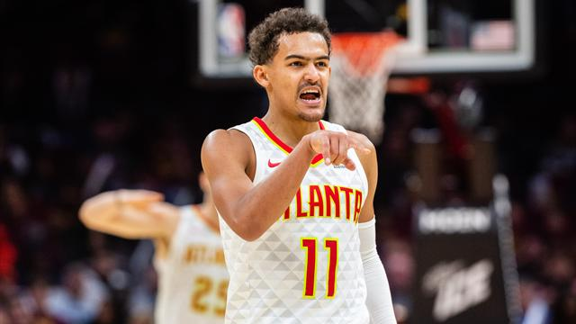 Le récital de Trae Young, la chute des Warriors