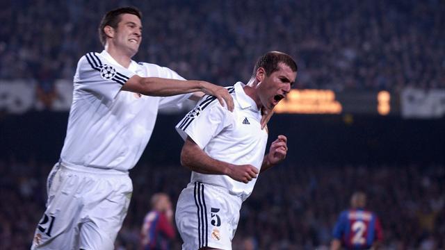 Solari : «Personne ne peut se comparer à Zidane»