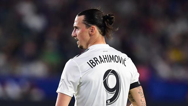 Saison für Zlatan beendet: Galaxy verliert nach 2:0-Führung