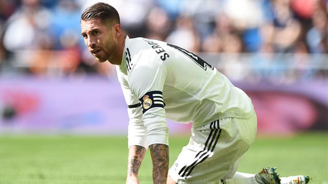 Tensions à l'entrainement, Sergio Ramos s'excuse — Real Madrid