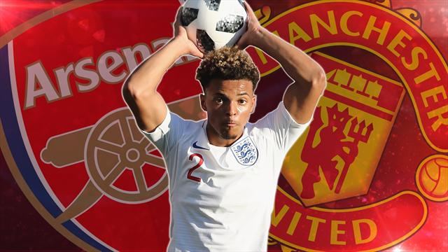 Transfer Focus: Arsenal set to pip United to England youngster