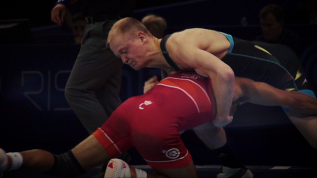 It's time to get excited... the Wrestling World Championship is back. Bring it on!