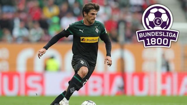 Bundesliga 1800: Jonas Hofmann - das stärkste Pferd im Fohlenstall