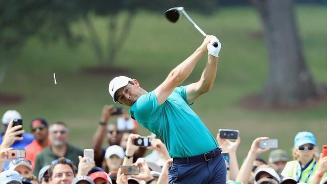 McIlroy in hot pursuit in Hawaii as Woodland maintains lead
