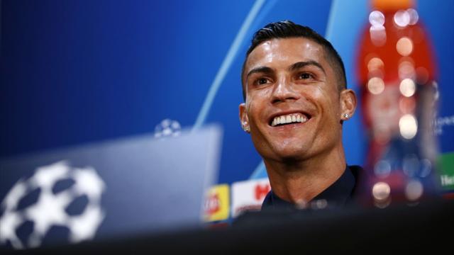 Ronaldo : «C'est très émouvant pour moi de revenir à Manchester»