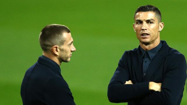 Luxus pur: Ronaldo zeigt Uhr im Wert einer Villa