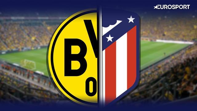 La previa en 60 segundos del Borussia Dortmund-Atlético de Madrid