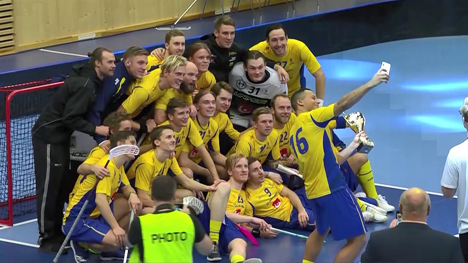 Sverige vann gruppavslutningen