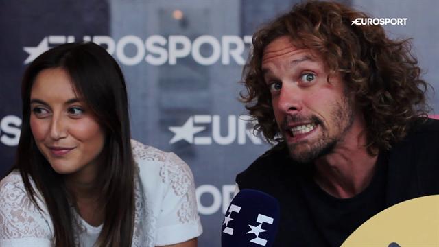 """Daniel Oss: """"Sagan? È stato bello combattere con lui per la maglia verde al Tour de France"""""""