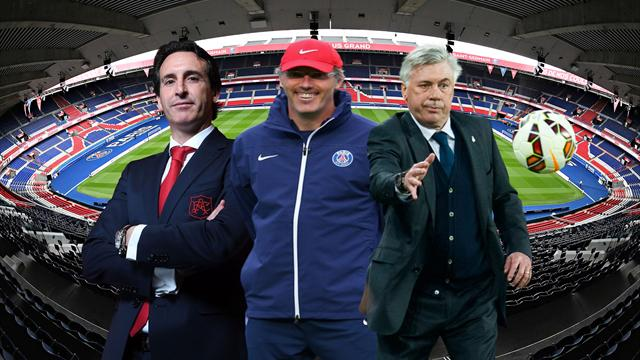 Qui, pour vous, est le meilleur entraîneur du PSG de l'ère qatarienne ?