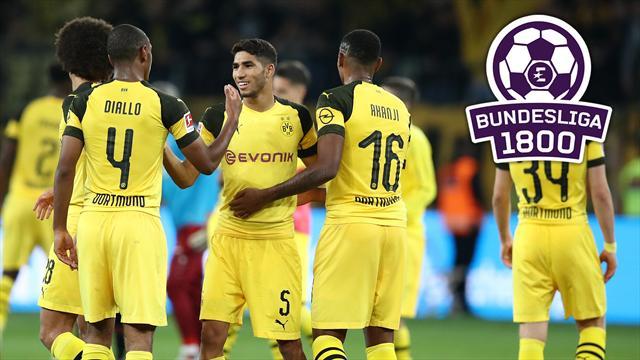 Bundesliga 1800 #36 | Von wegen Attacke: Das ist Dortmunds Trumpf im Titelrennen