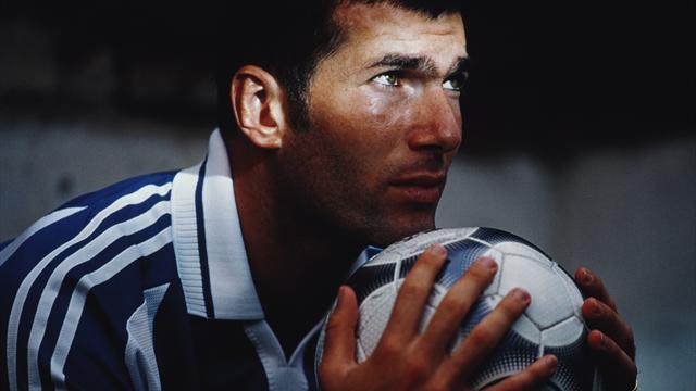 Le jour où Zidane a perdu son deuxième Ballon d'or