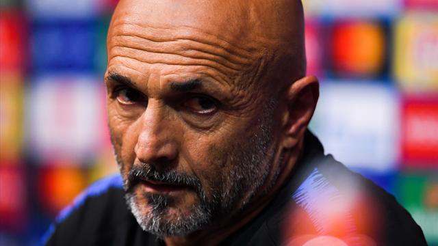 """Spalletti: """"Con l'Atalanta come col Barça, in dubbio Nainggolan"""""""