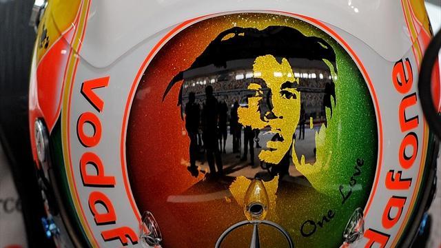 Un club irlandais innove avec un maillot hommage à... Bob Marley