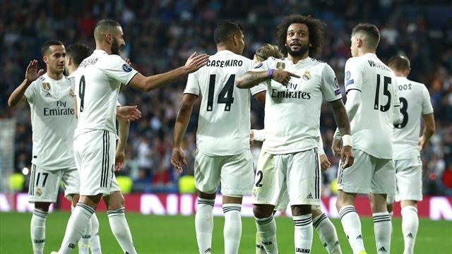 Benzema, Marcelo strikes give Real Madrid much-needed win