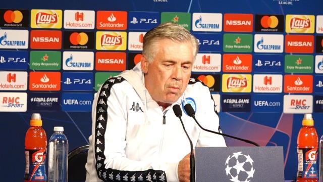 """Ancelotti : """"J'ai un très bon souvenir de mon passage au PSG"""""""