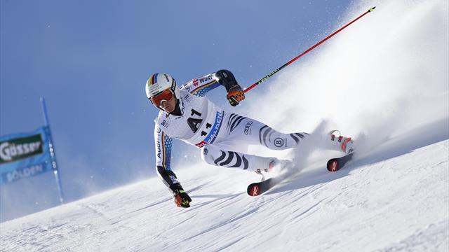 Slalom gigante Beaver Creek 2018: Stefan Luitz beffa Hirscher, terzo un incredibile Tumler