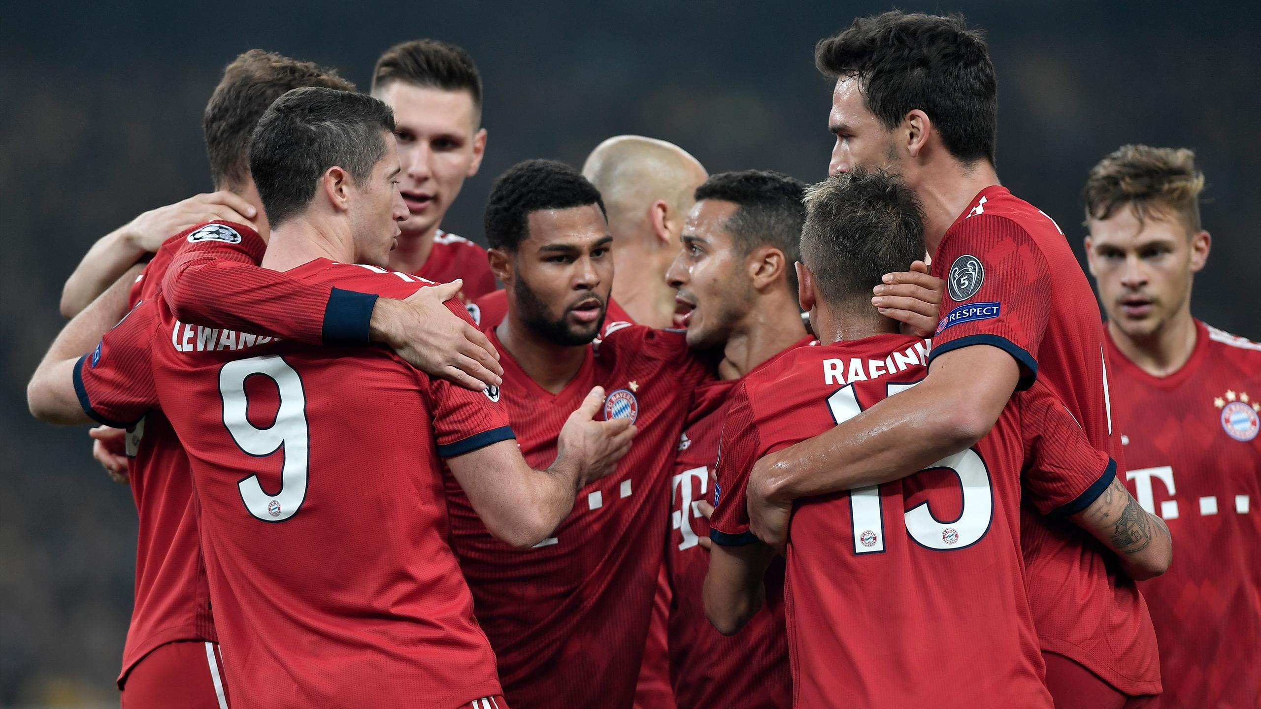Bayern München Startelf