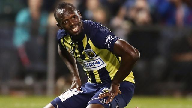 Usain Bolt chiede troppi soldi per giocare a calcio: è già finita la sua nuova avventura?