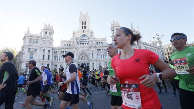 3.500 mujeres correrán este domingo el medio maratón de Madrid