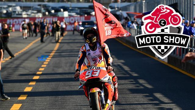 2018, meilleure saison de Marquez ? On en a parlé dans Moto Show