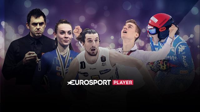 Guida tv: tutte le dirette di Eurosport 1, Eurosport 2 ed Eurosport Player
