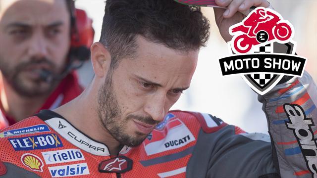 GP Australie-MotoGP: Vinales l'emporte, énorme crash de Zarco